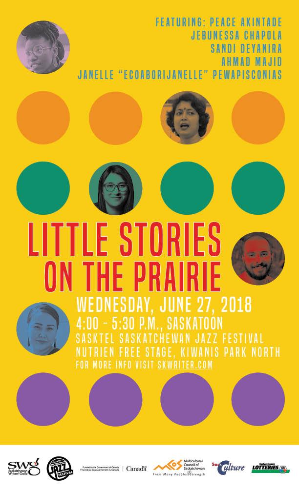 Little Stories on the Prairie, Saskatoon