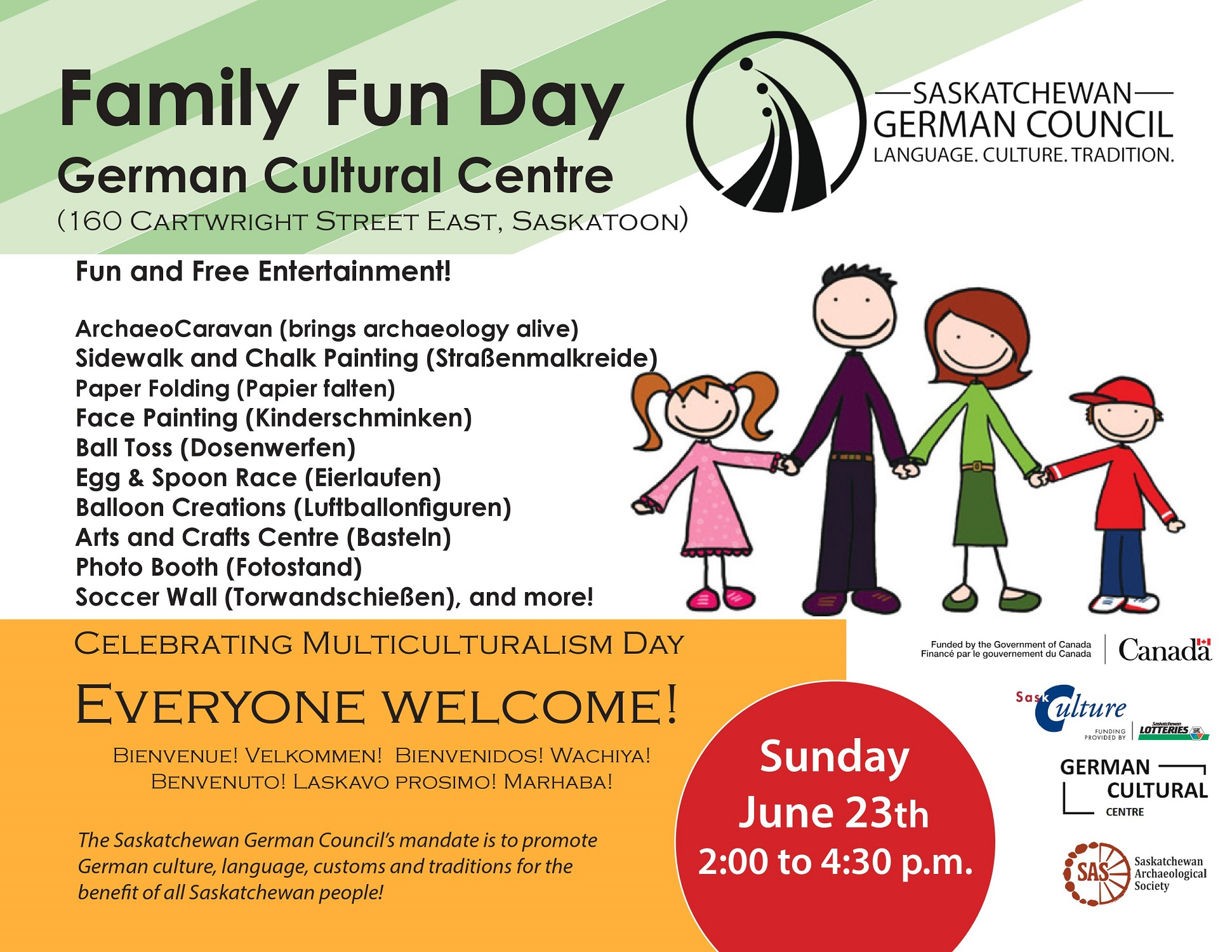 SGC Family Fun Day